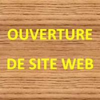 Ouverture Site